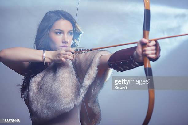 Mystérieuse femme Archer