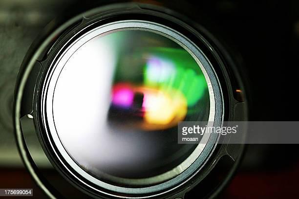 Mysterious Lens