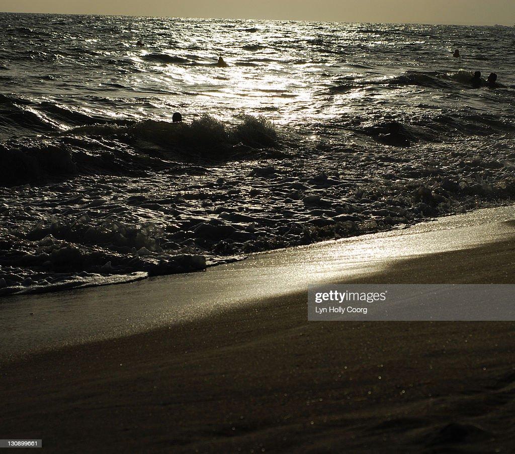 Mysterious sea : Stock Photo
