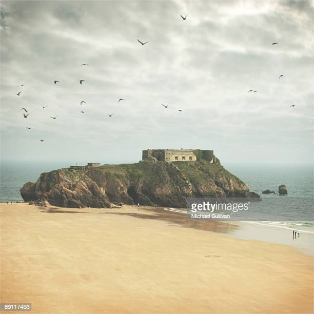 A mysterious Welsh Island