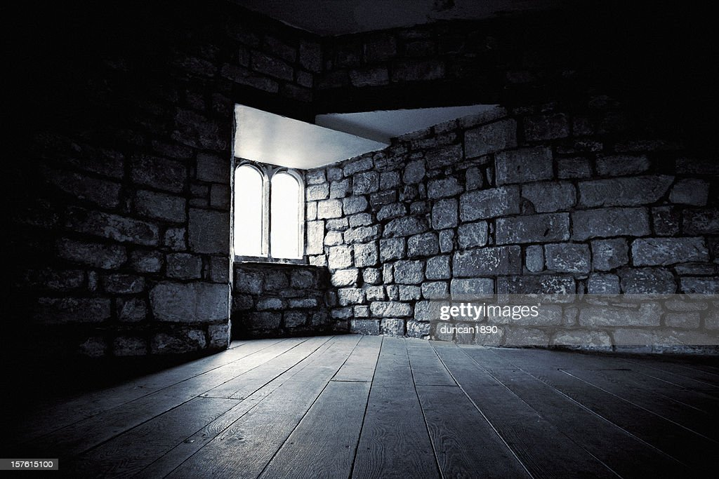 Mysterious Window : Stock Photo