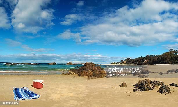 mystery bay new south wales - esky stock photos and pictures