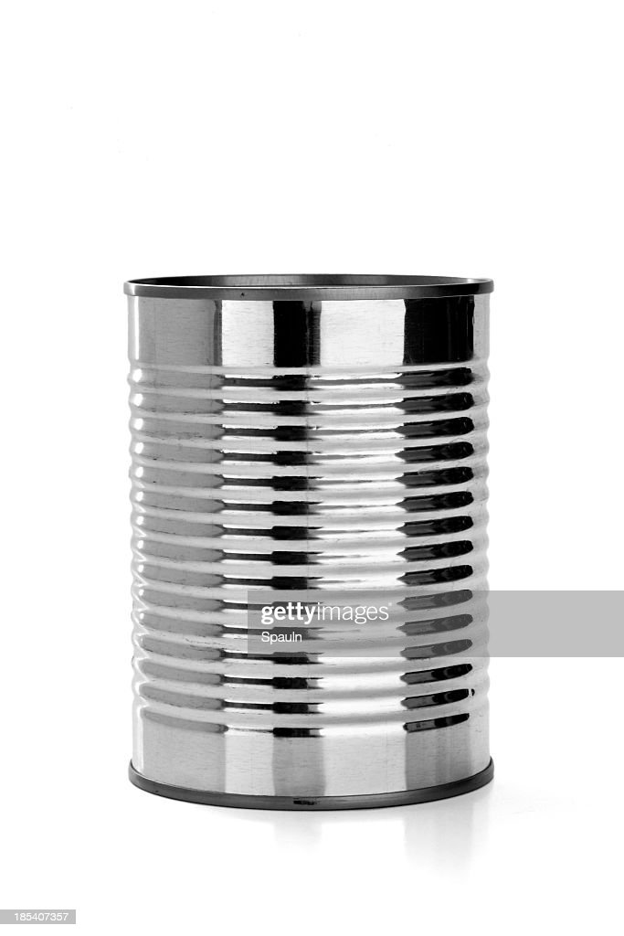 Mystery Can : Stock Photo