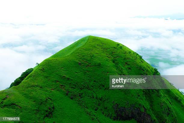 mystic mountain - 熊本県 ストックフォトと画像