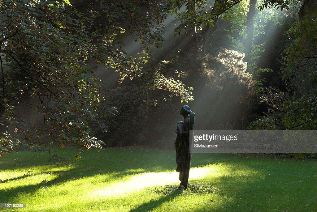 mystical light : Stock Photo
