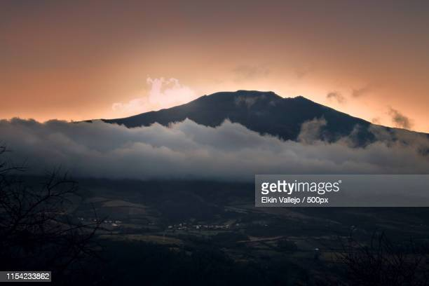 mystical - nariño department stock photos and pictures
