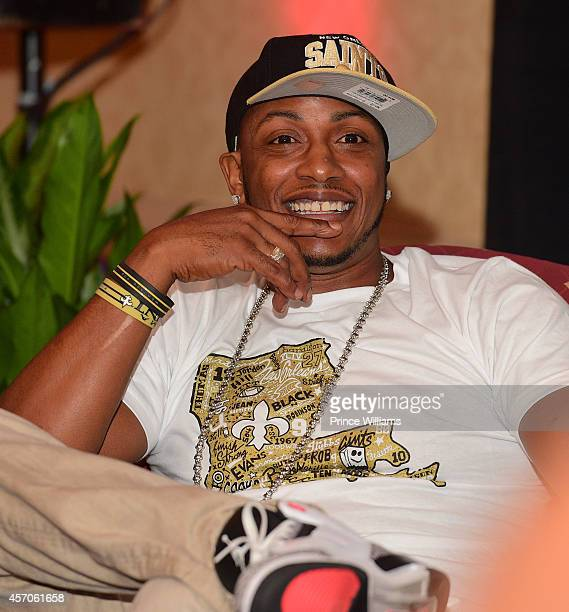 Mystikal attends BMI's conversation with at The Crowne Plaza on October 10 2014 in Atlanta Georgia