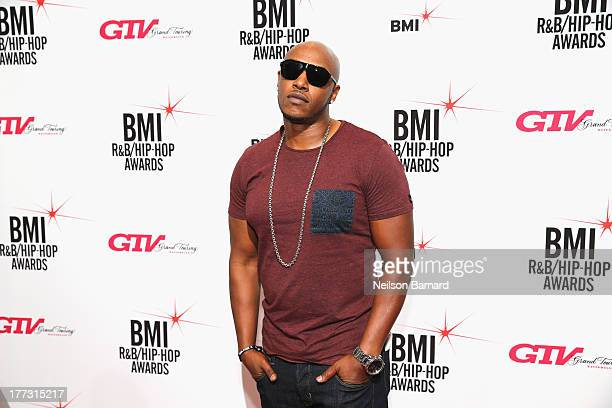 Mystikal attends the 2013 BMI RB/HipHop Awards at Hammerstein Ballroom on August 22 2013 in New York City