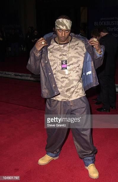 Mystikal during The 7th Annual Blockbuster Entertainment Awards Arrivals at Shrine Auditorium in Los Angeles California United States