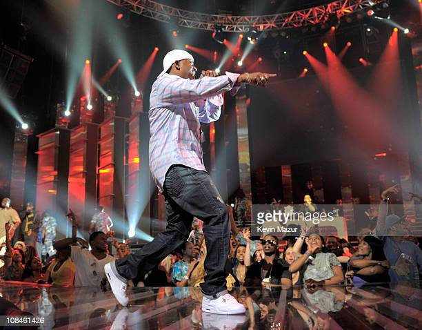 Mystikal performs onstage at the 2010 Vh1 Hip Hop Honors at Hammerstein Ballroom on June 3 2010 in New York City