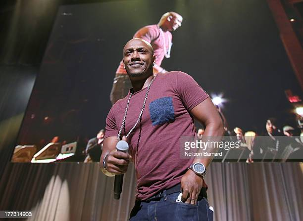 Mystikal performs onstage at the 2013 BMI RB/HipHop Awards at Hammerstein Ballroom on August 22 2013 in New York City