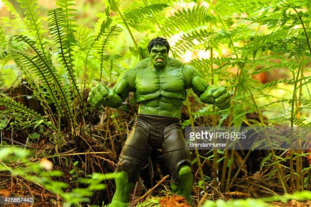 mythical beast - incredible hulk stock photos and pictures
