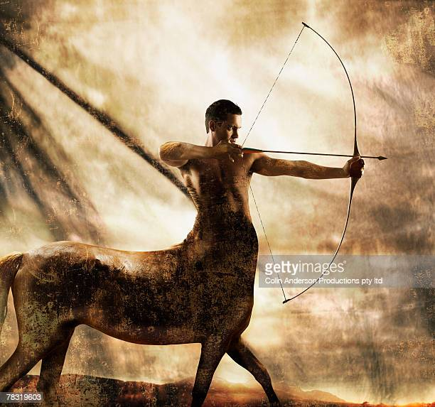 Mythological centaur