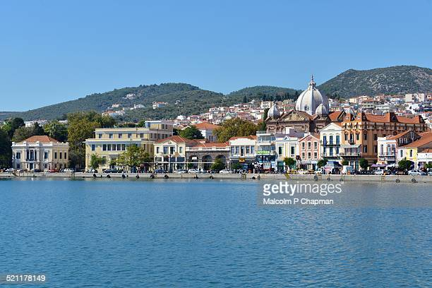 Mytilene, Lesvos, Greece - Harbour and waterfront