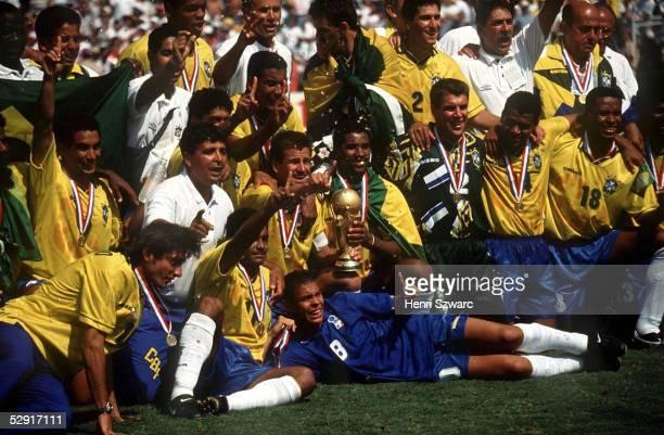 2 n E BRASILIEN FUSSBALLWELTMEISTER 1994