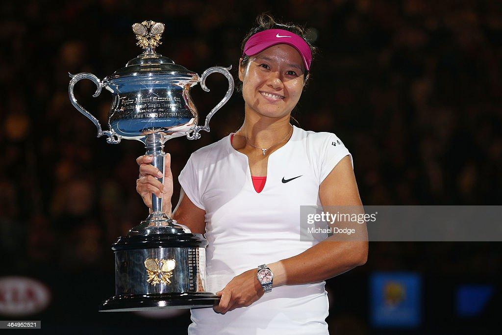 2014 Australian Open - Day 13 : News Photo