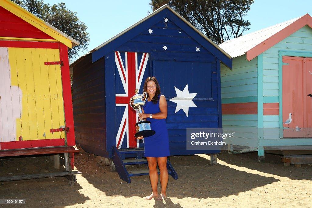 Australian Open 2014 - Women's Champion Photocall : News Photo