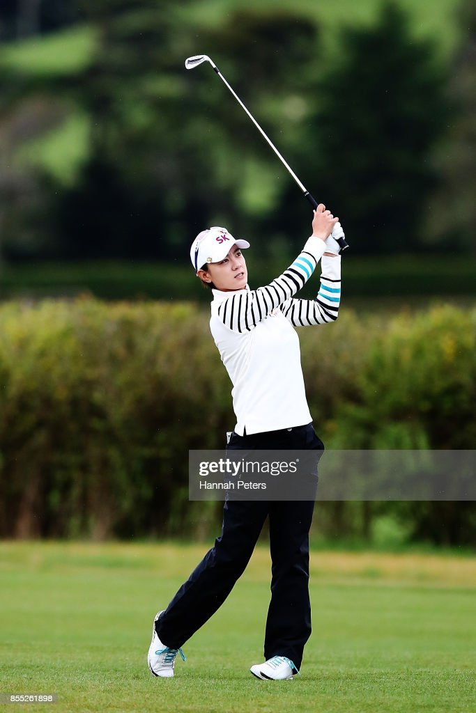 MCKAYSON New Zealand Women's Open - Day 2