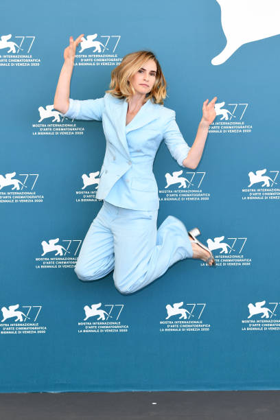 "ITA: ""Laila In Haifa"" Photocall - The 77th Venice Film Festival"