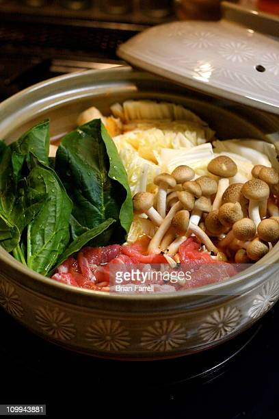 Nabe and lid