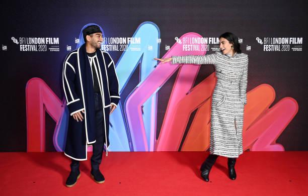 "GBR: ""Mogul Mowgli"" Premiere - 64th BFI London Film Festival"