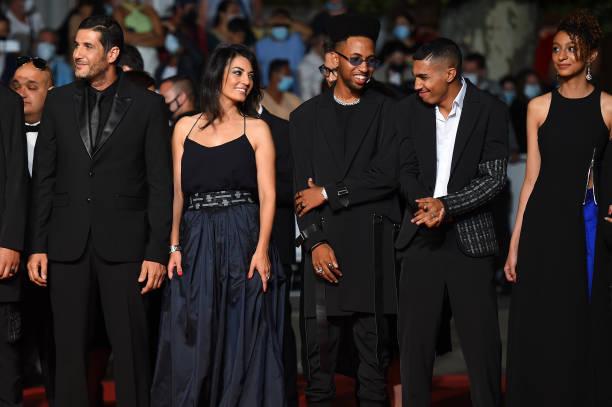 "FRA: ""Haut Et Fort (Casablanca Beats)"" Red Carpet - The 74th Annual Cannes Film Festival"