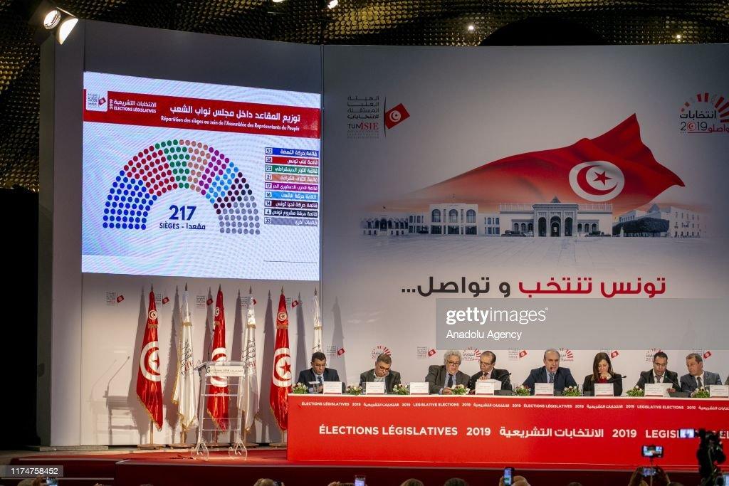 Tunisia's parliamentary elections : News Photo
