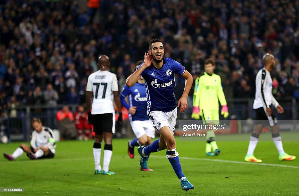 FC Schalke 04 v FC Krasnodar - UEFA Europa League