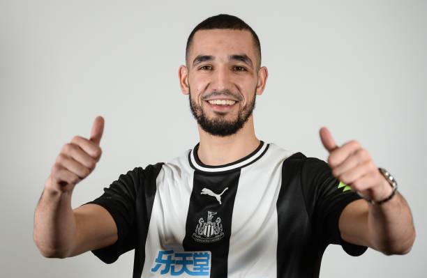 GBR: Newcastle United Unveil New Signing Nabil Bentaleb