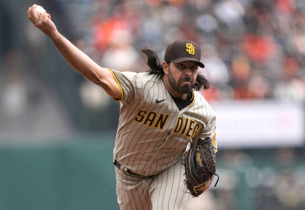CA: San Diego Padres v San Francisco Giants
