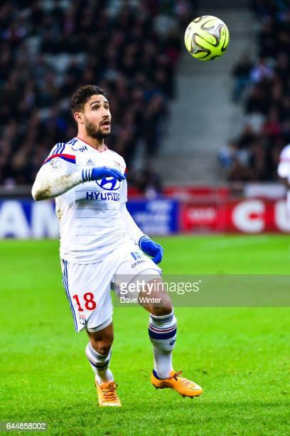Nabil FEKIR Lille / Lyon 27eme journee de Ligue 1 Photo Dave Winter / Icon Sport