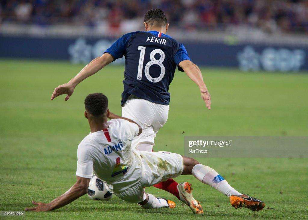 France v United States - International Friendly Match : News Photo