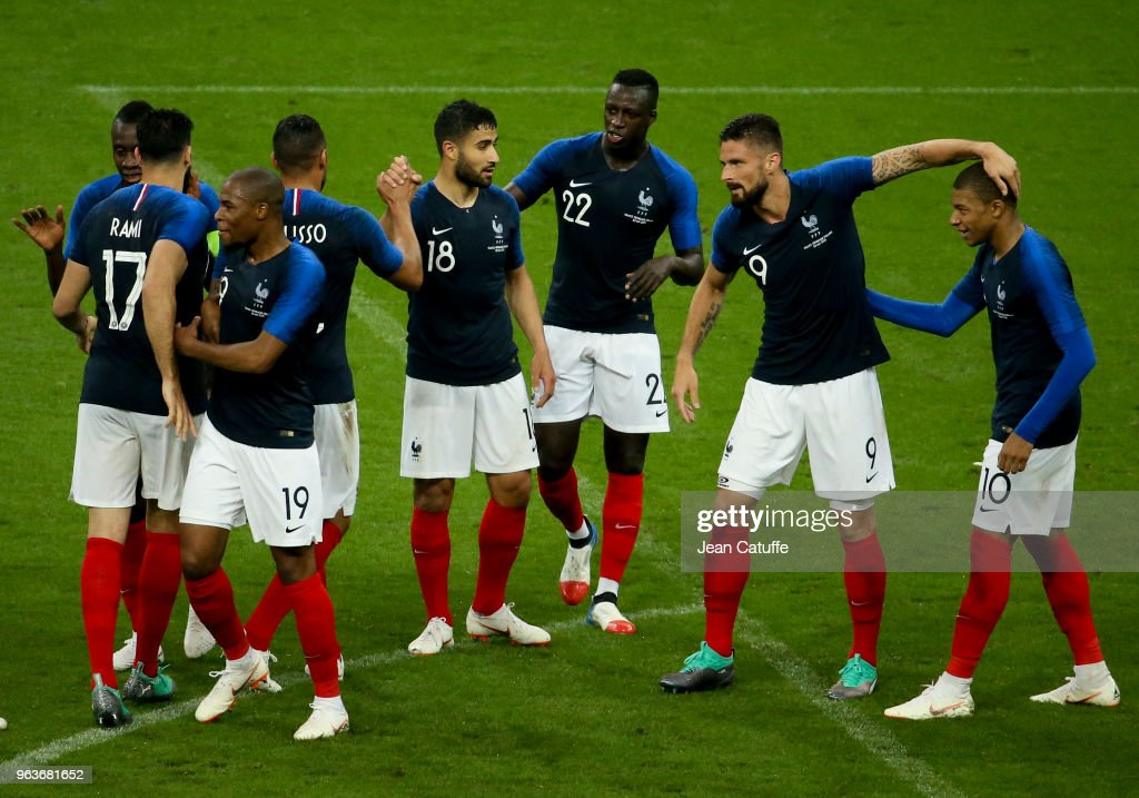 France v Republic of Ireland - International Friendly : News Photo