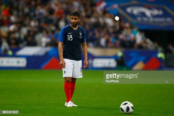 Nabil Fekir of France during the international friendly match between France and Republic of Ireland at Stade de France on May 28 2018 in SaintDenis...