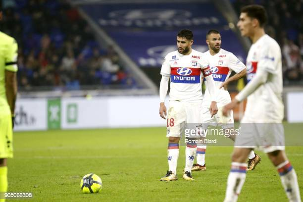 Nabil Fekir of Lyon Photo by Romain Biard / Icon Sport