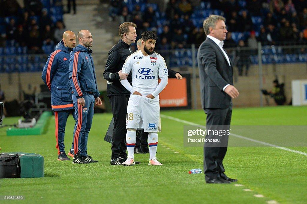 Montpellier Herault SC v Olympique Lyonnais - Ligue 1