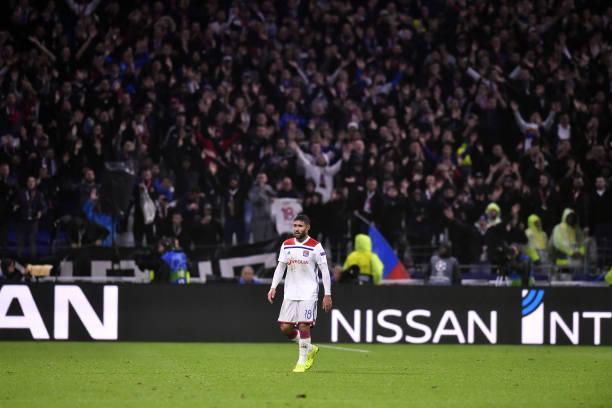 Olympique Lyonnais v TSG 1899 Hoffenheim - UEFA Champions League Group F