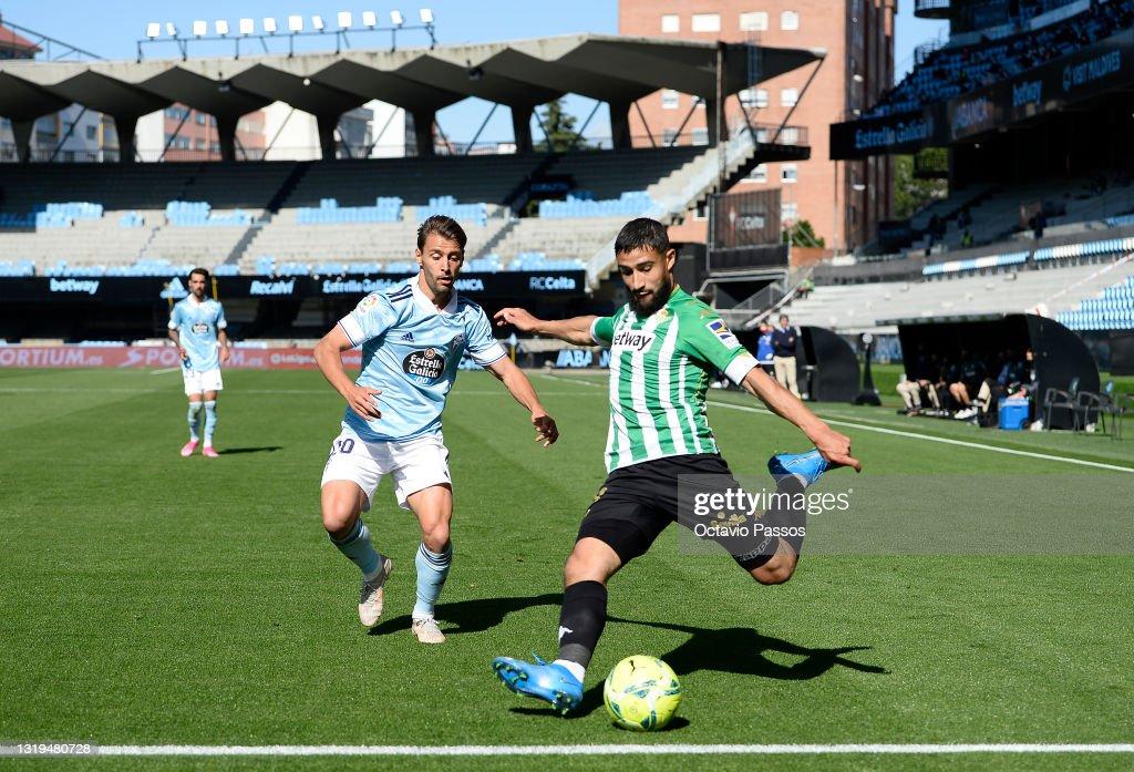 RC Celta v Real Betis - La Liga Santander : News Photo