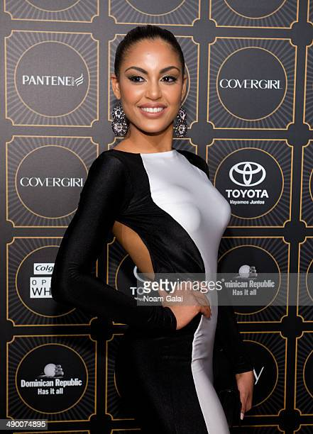 Nabila Tapia attends People En Espanol 2014 Los 50 Mas Bellos Event on May 12 2014 in New York City