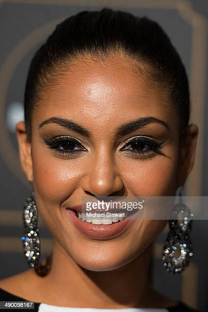 Nabila Tapia attends People En Espanol 2014 Los 50 Mas Bellos Event at Capitale on May 12 2014 in New York City