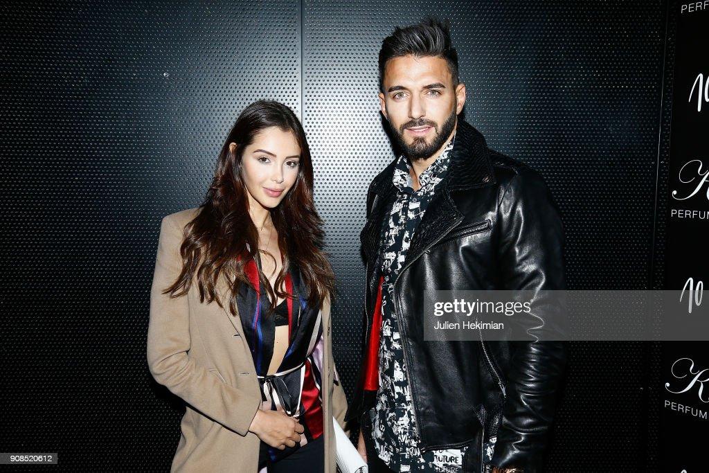 Kilian Party- Paris Fashion Week - Menswear F/W 2018-2019