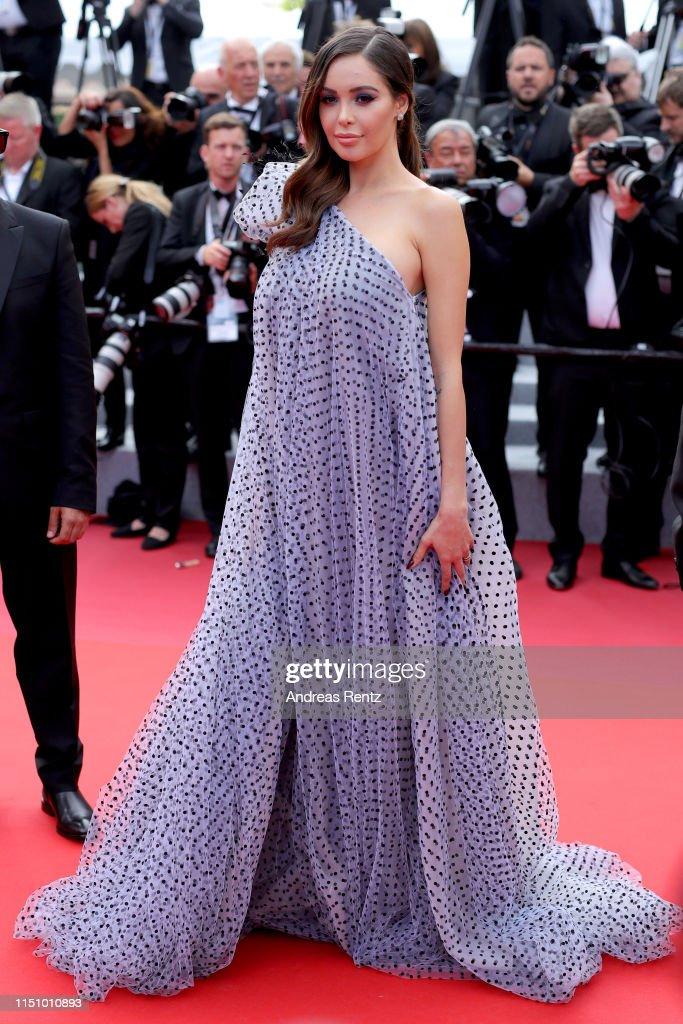 """Oh Mercy! (Roubaix, Une Lumiere)""Red Carpet - The 72nd Annual Cannes Film Festival : Photo d'actualité"