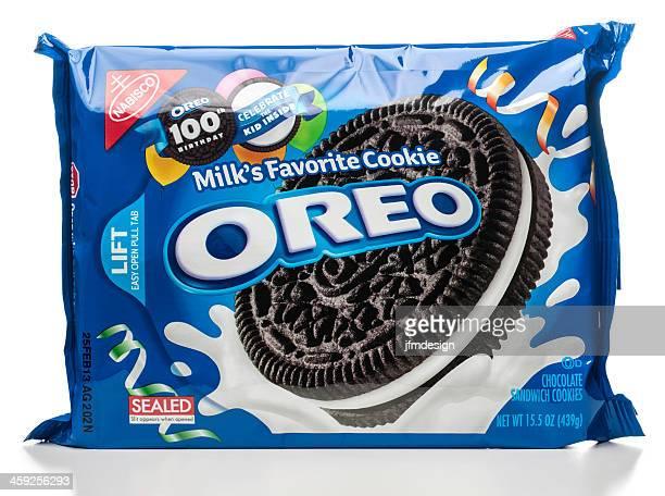 Nabisco OREO Milk's Favorite Cookie sealed package