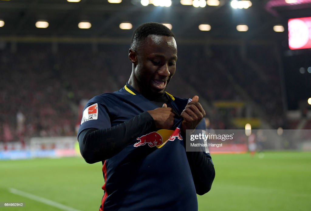 1. FSV Mainz 05 v RB Leipzig - Bundesliga : News Photo