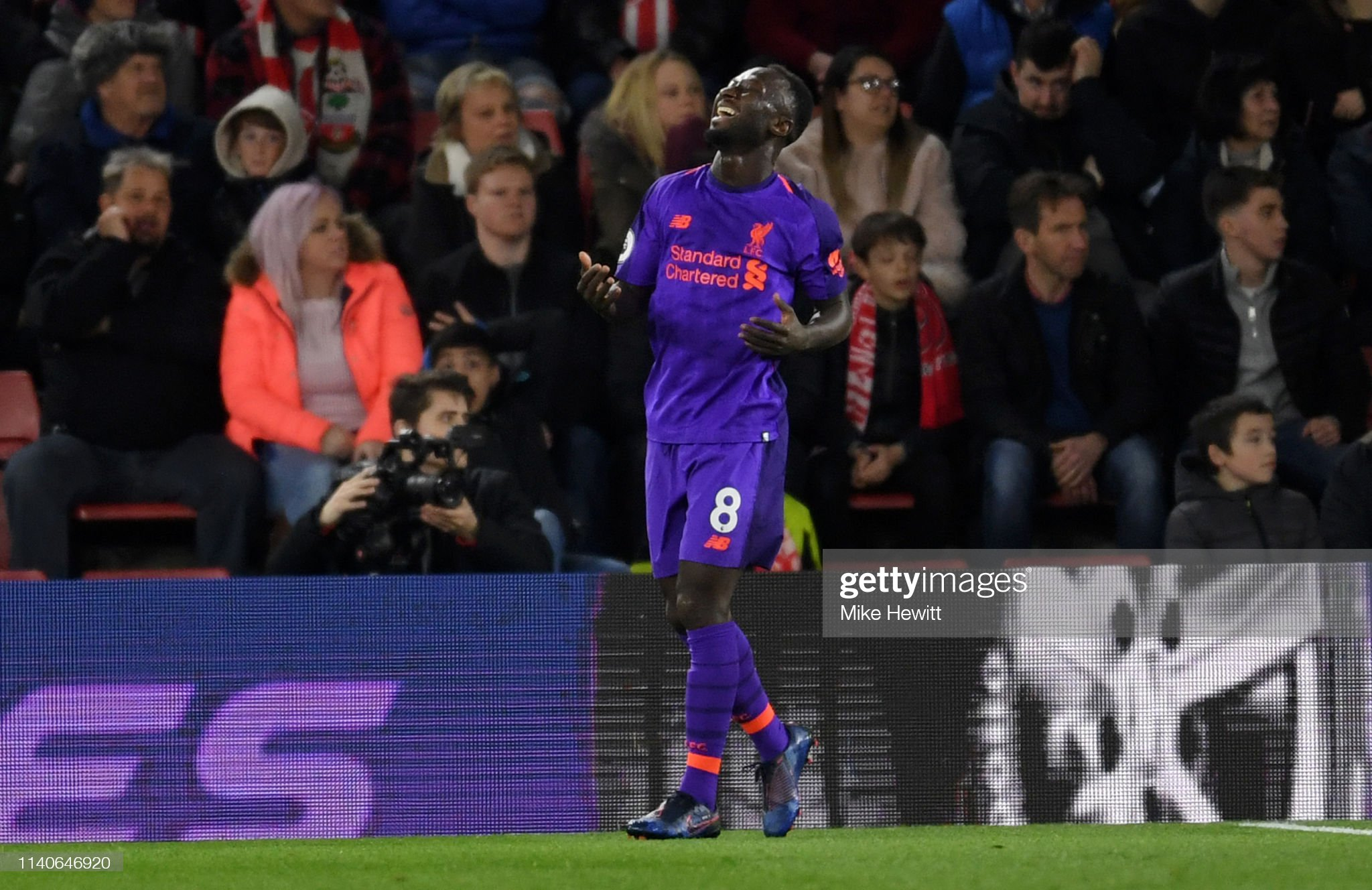 Southampton FC v Liverpool FC - Premier League : News Photo