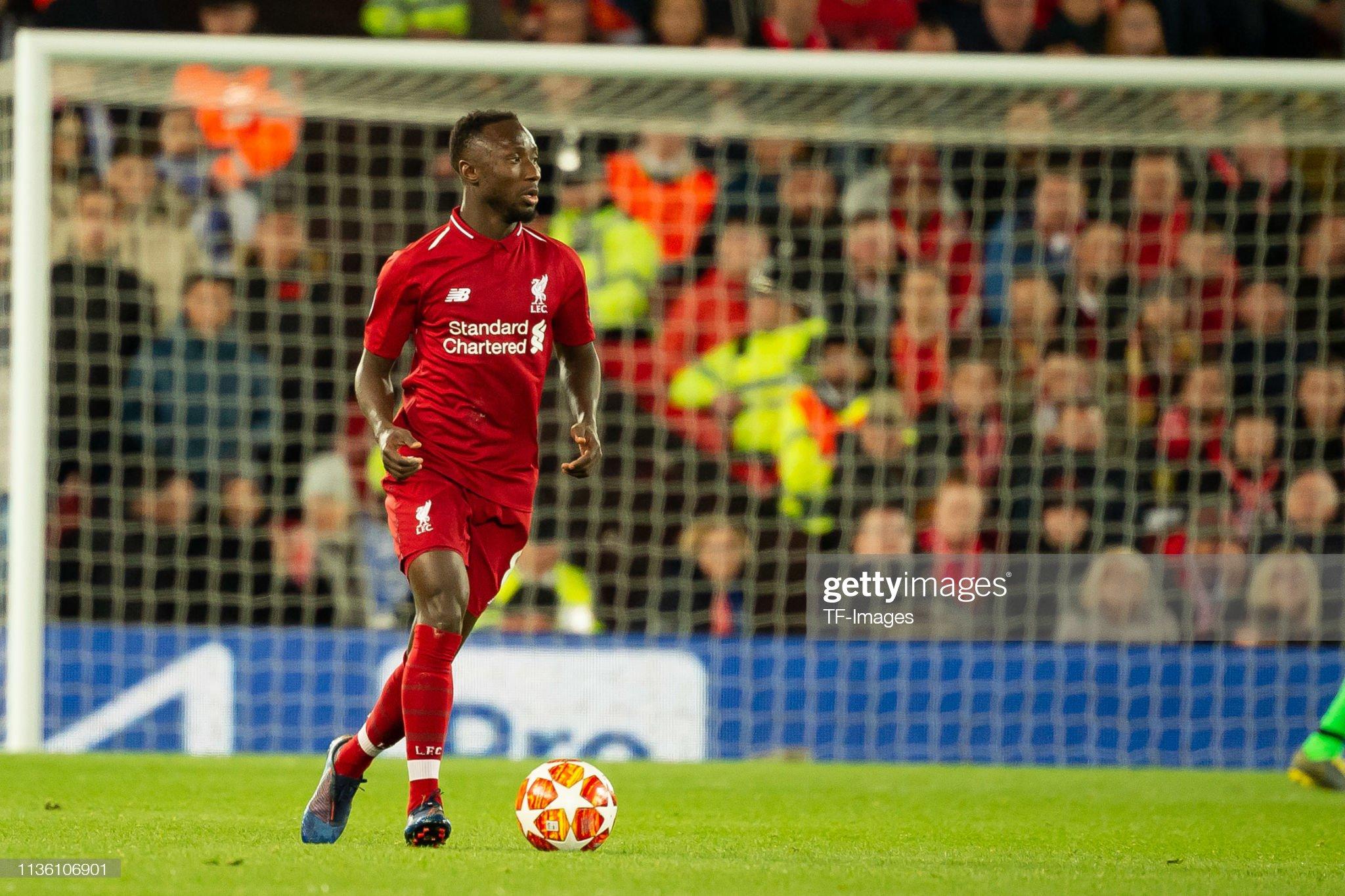 Liverpool v Porto - UEFA Champions League Quarter Final: First Leg : News Photo