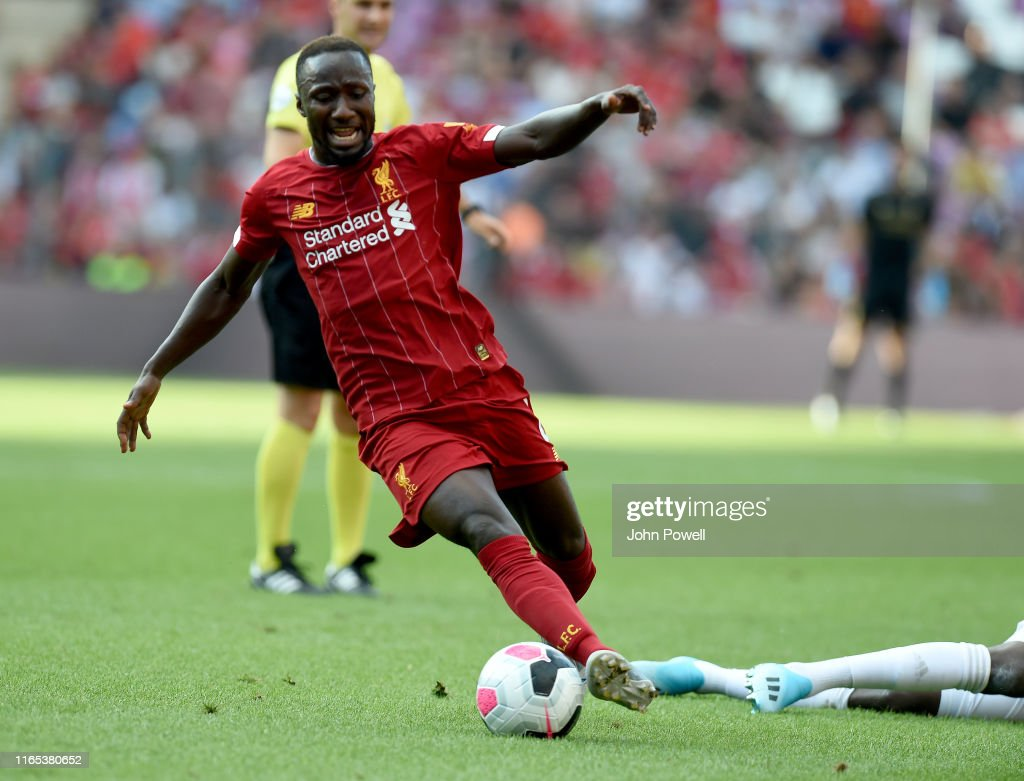 Liverpool v Olympique Lyonnais - Pre-Season Friendly : ニュース写真