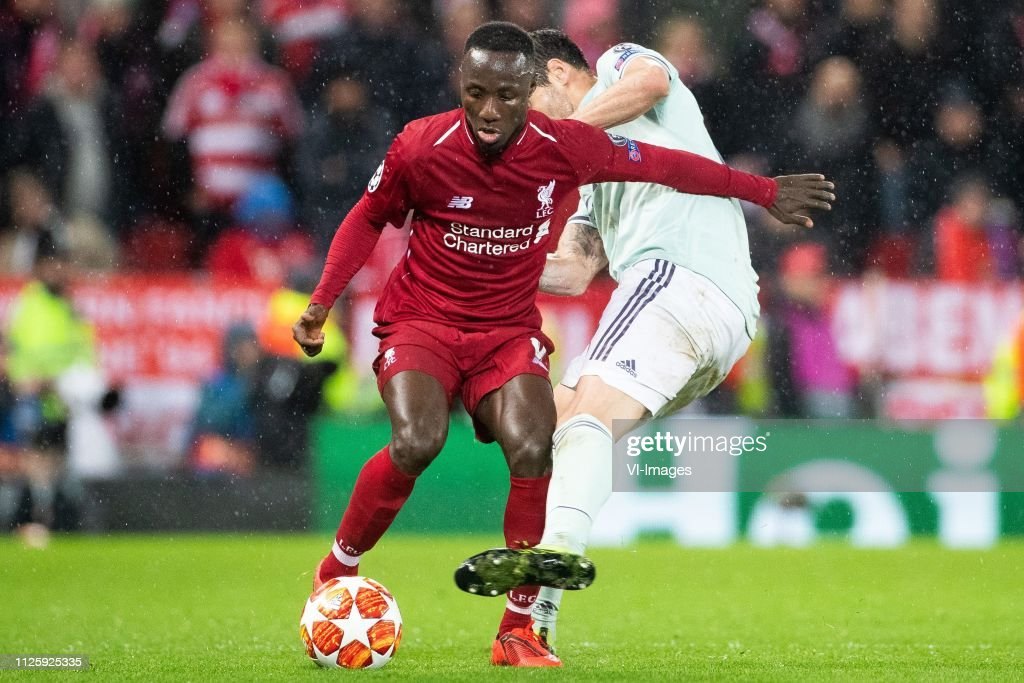 UEFA Champions League'Liverpool FC v Bayern Munich' : News Photo