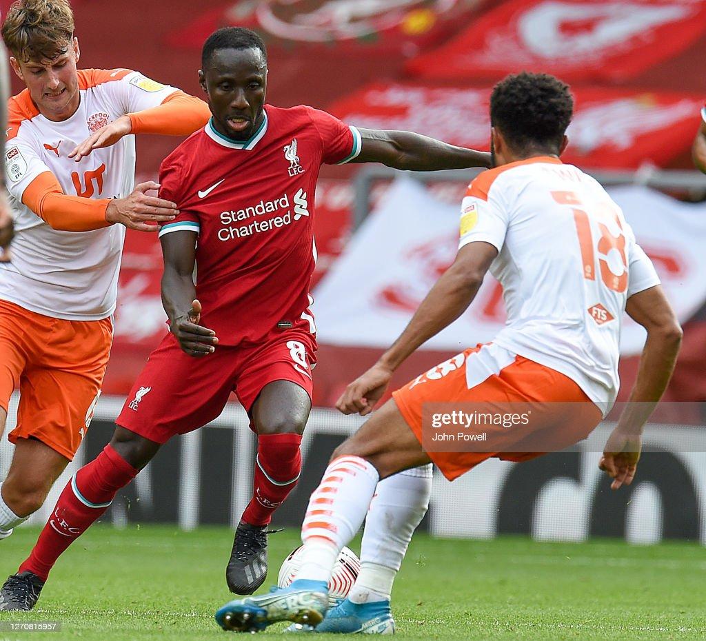 Liverpool v Blackpool - Pre-Season Friendly : News Photo