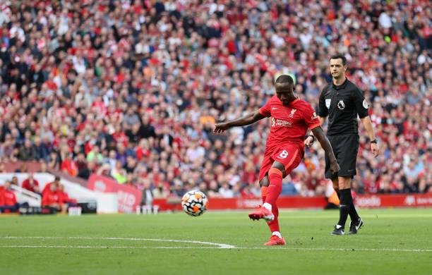 GBR: Liverpool v Crystal Palace - Premier League